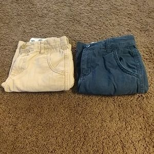 Boy's Old Navy Cargo Shorts Bundle